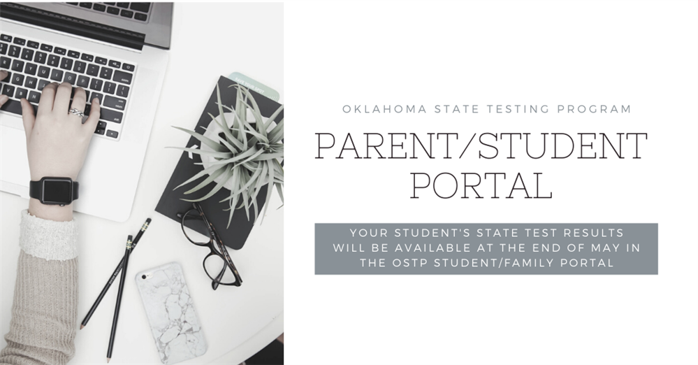 OSTP Parent/Student Test Portal