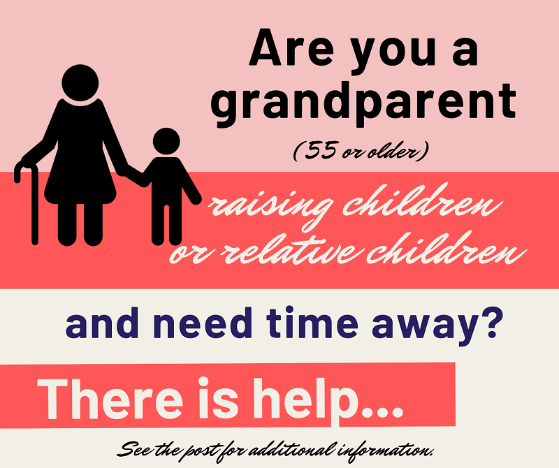 Grandparents Raising Grandchildren - Need Help?