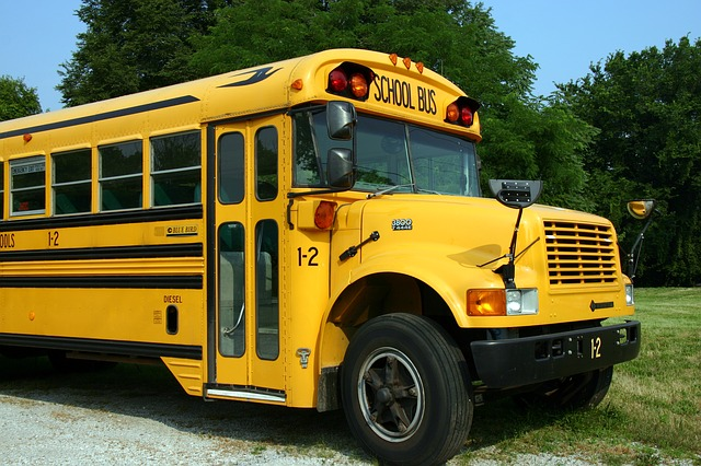 Transportation Department School Bus